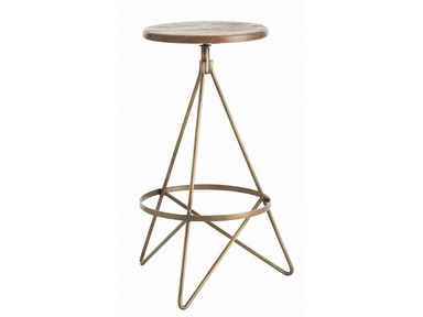 Arteriors Wyndham Swivel Bar Stool ART.6699