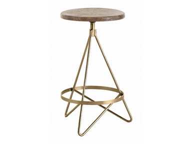 Arteriors Wyndham Swivel Counter Stool ART.6698
