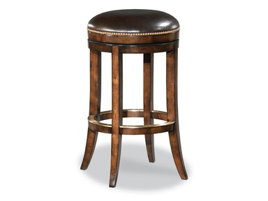Woodbridge Swivel Bar Stool WBR.7020-11