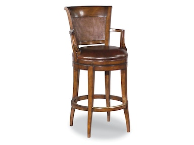 Woodbridge Swivel Counter Stool WBR.7076-11