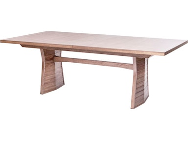 McGuire Hourglass Dining Table MCG.526
