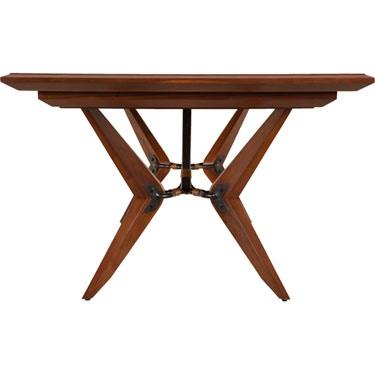 McGuire Bill Sofield Baton Dining Table MCG.934