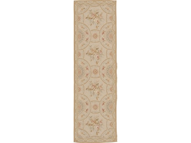 882 Rugs Reims Ivory Gold - Runner S882-102