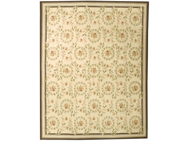 882 Rugs Rouen Ivory Denim S882-109