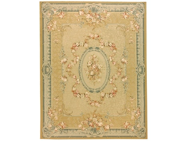 882 Rugs Versailles Gold Blue S882-115