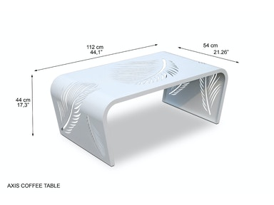 Skyline Design Axis Coffee Table Axis Coffee Table