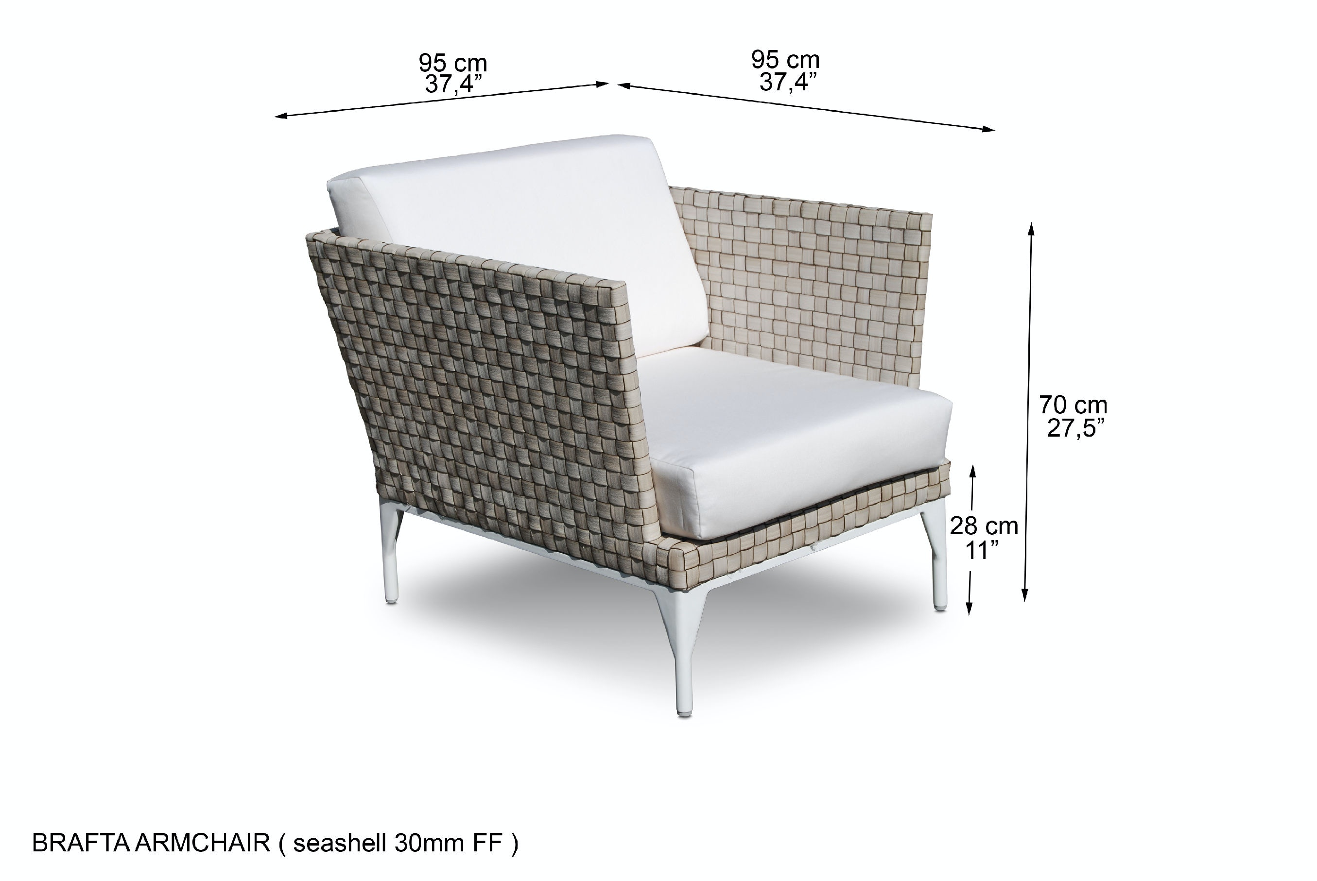 Skyline Design Brafta Armchair