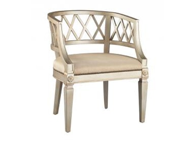 Lillian August by Hickory White Brunell Chair LA1107C