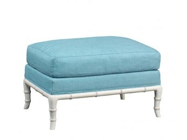 Lillian August by Hickory White Paulette Ottoman LA1115OT