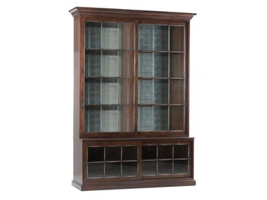 Lillian August by Hickory White Galbraith Sliding Door Cabinet LA13041-01