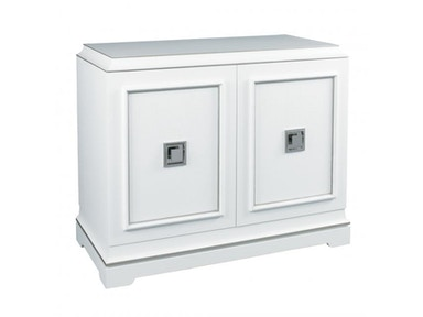 Lillian August by Hickory White Rand Door Cabinet LA14362