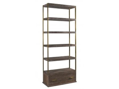 Lillian August by Hickory White Compton Bookcase LA15350-01