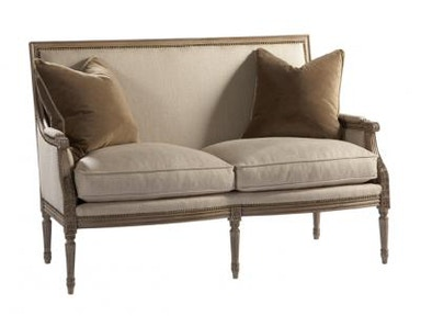 Lillian August by Hickory White Exeter Loveseat LA2103L