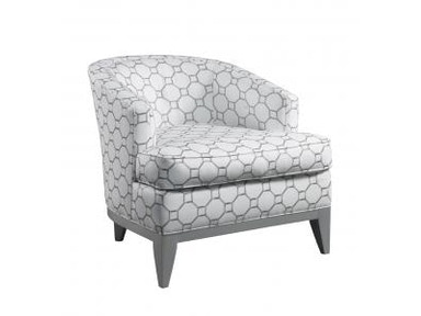 Lillian August by Hickory White Caroline Chair LA3142C