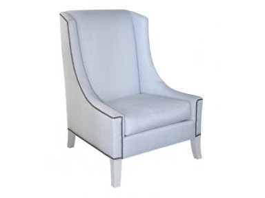 Lillian August by Hickory White Fenwick Chair LA4107C