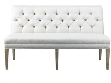 Lillian August by Hickory White Armand Custom Length Armless Banquette A22AL65