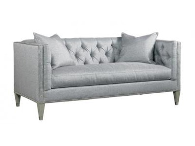 Lillian August by Hickory White Wright Loveseat LA7154L