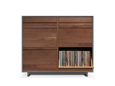 Symbol Audio LP Storage Cabinet LPC402