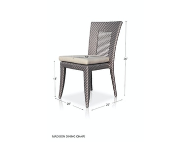 Skyline Design Madison Dining Sidechair Madison Dining Side Chair