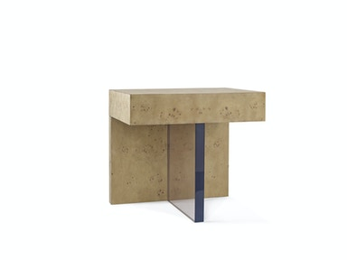 Milling Road by Baker Plinth Side Table MR7010