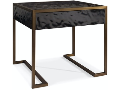 Milling Road by Baker Straight Up Side Table MR7060L