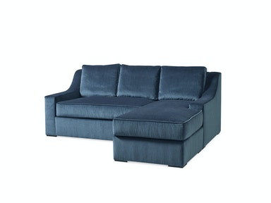 Milling Road by Baker Studio Chaise Sofa MR7220ST