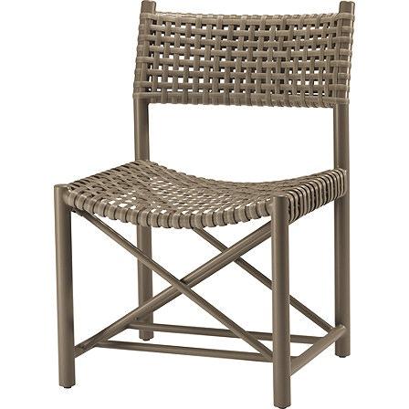 McGuire Dining Room Antalya Outdoor Side Chair MCG AN 44