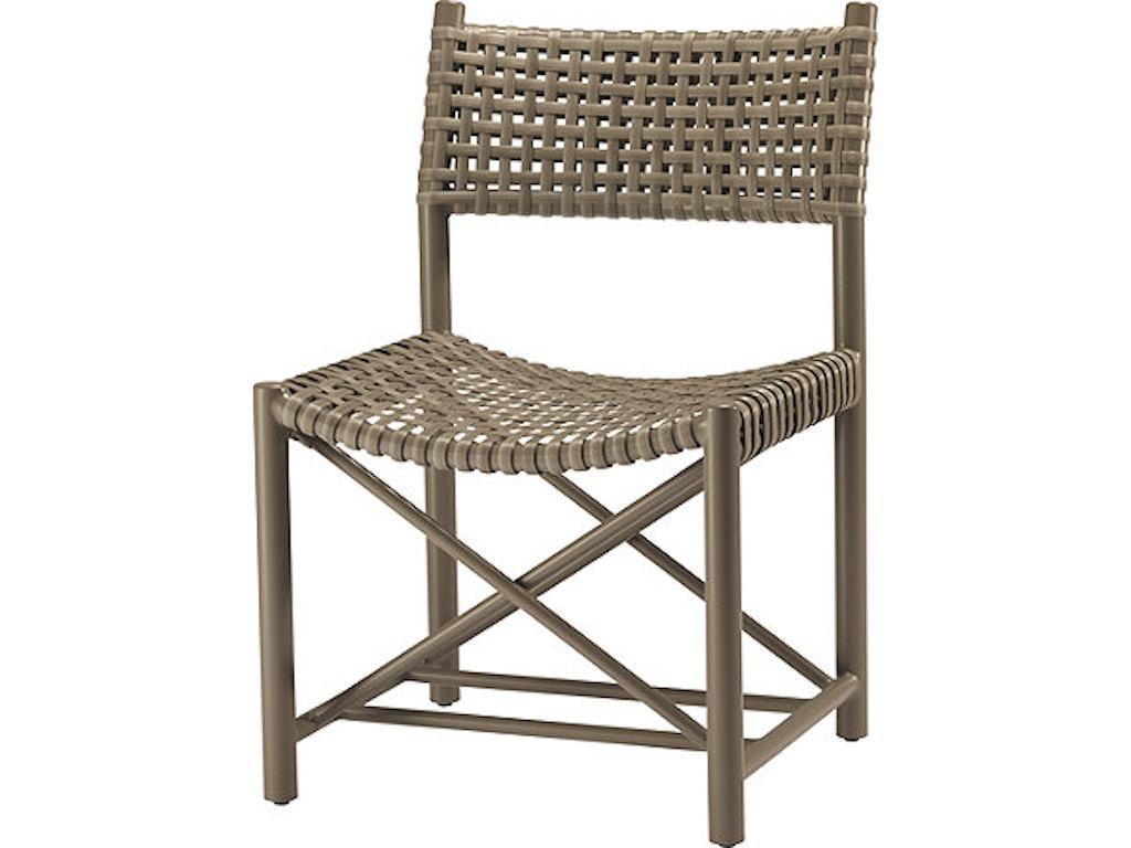 Mcguire Dining Room Antalya Outdoor Side Chair Mcg An 44 Studio 882 Glen Mills Pa Across