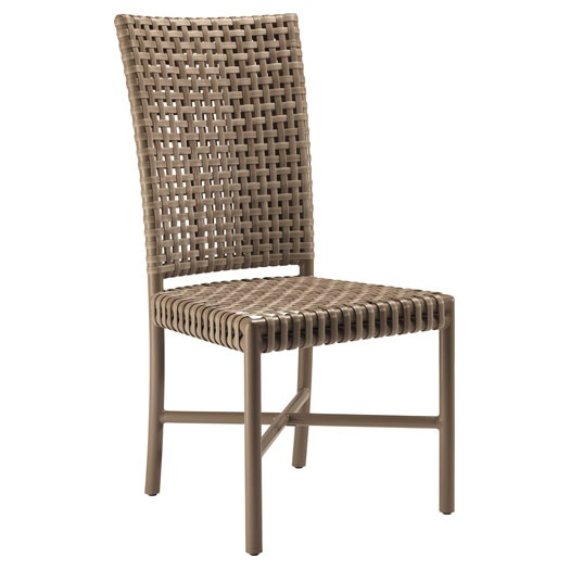 McGuire Dining Room Antalya Outdoor Tall Back Side Chair
