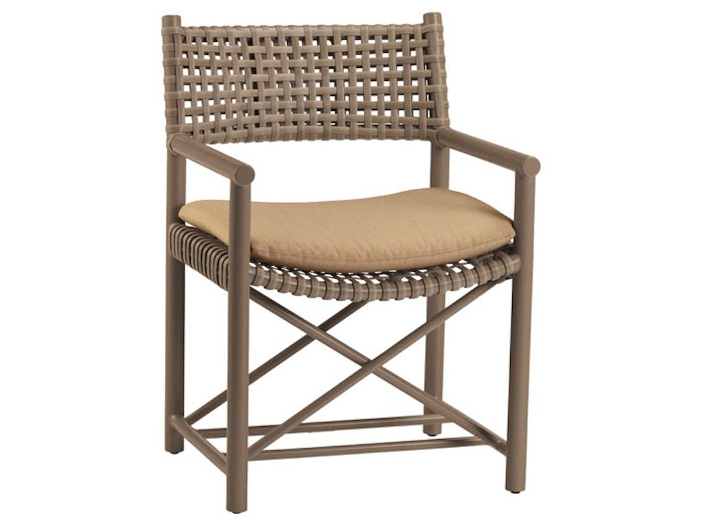Mcguire Dining Room Antalya Outdoor Arm Chair Mcg An 45 Studio 882 Glen Mills Pa Across