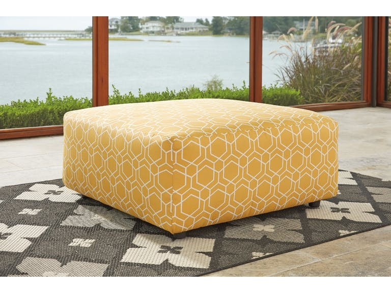 Living Room Ashley Ayanna Nuvella Oversized Accent Ottoman 9470208