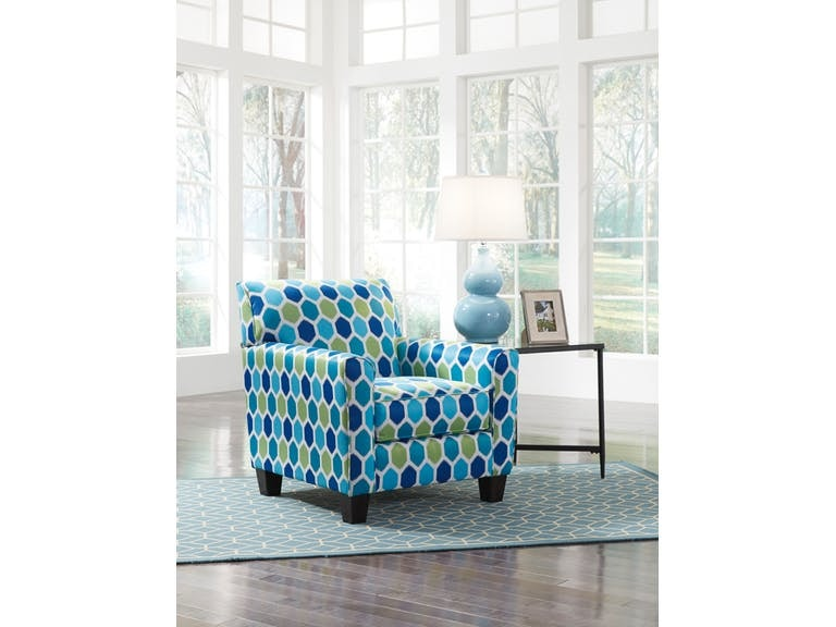 Living Room Ashley Ayanna Nuvella Accent Chair 9470421 S Turner