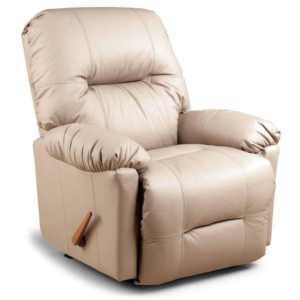 Best home furnishings leather rocker recliners 9mw27 s