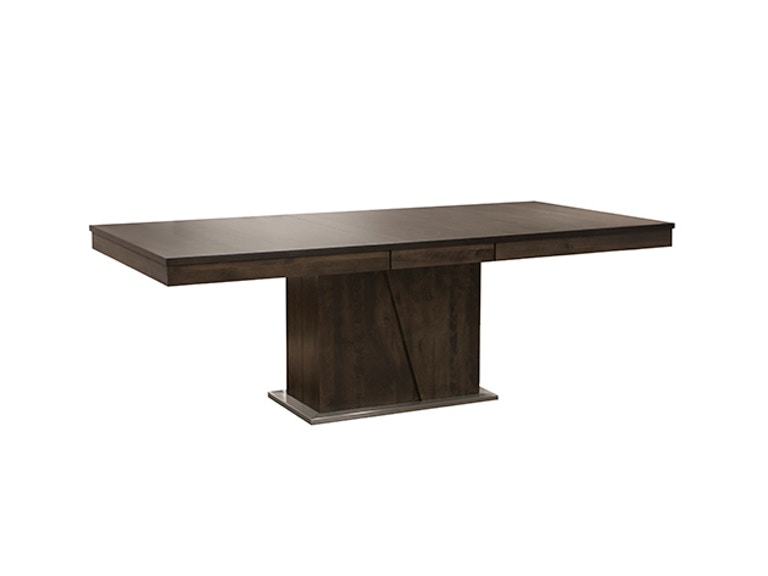 Dine Art Dining Room Rectangular Table With Carlton