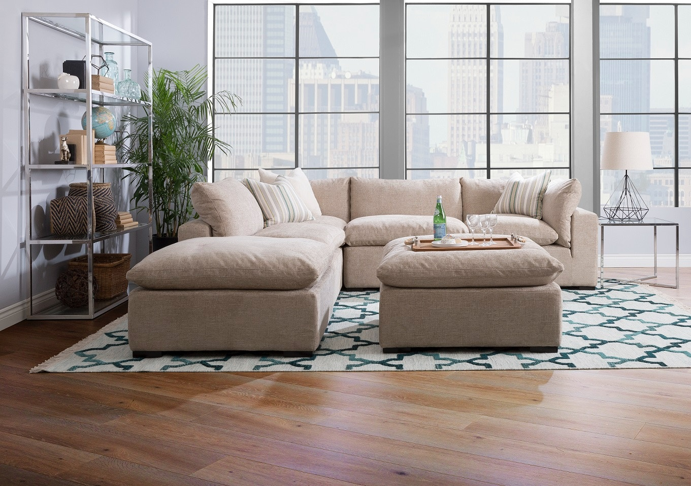 2660 Modular Sectional : sectionals ottawa - Sectionals, Sofas & Couches