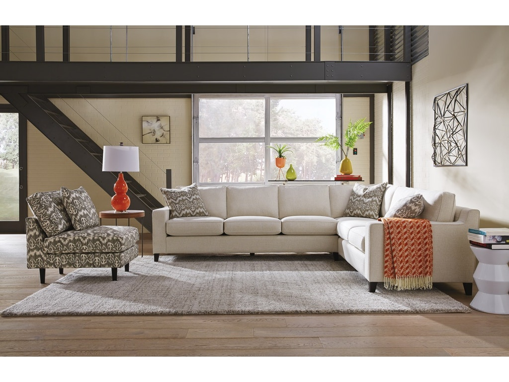 North American Living Room 77301 Karl Sectional Upper Room Home Furnishings Ottawa And
