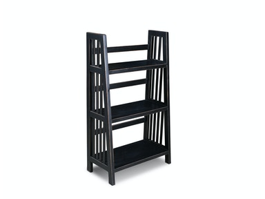 "Horizon Home Home Office Varsity 48"" Black Bookcase"