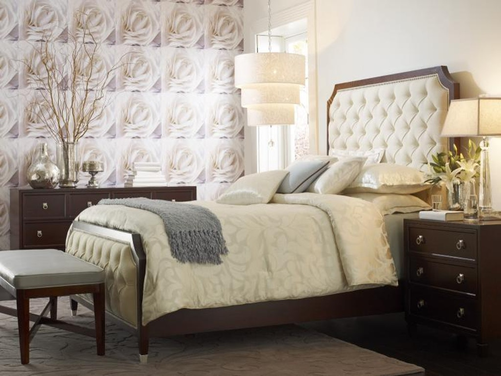 Temptress Queen Upholstered Bed Hh20135