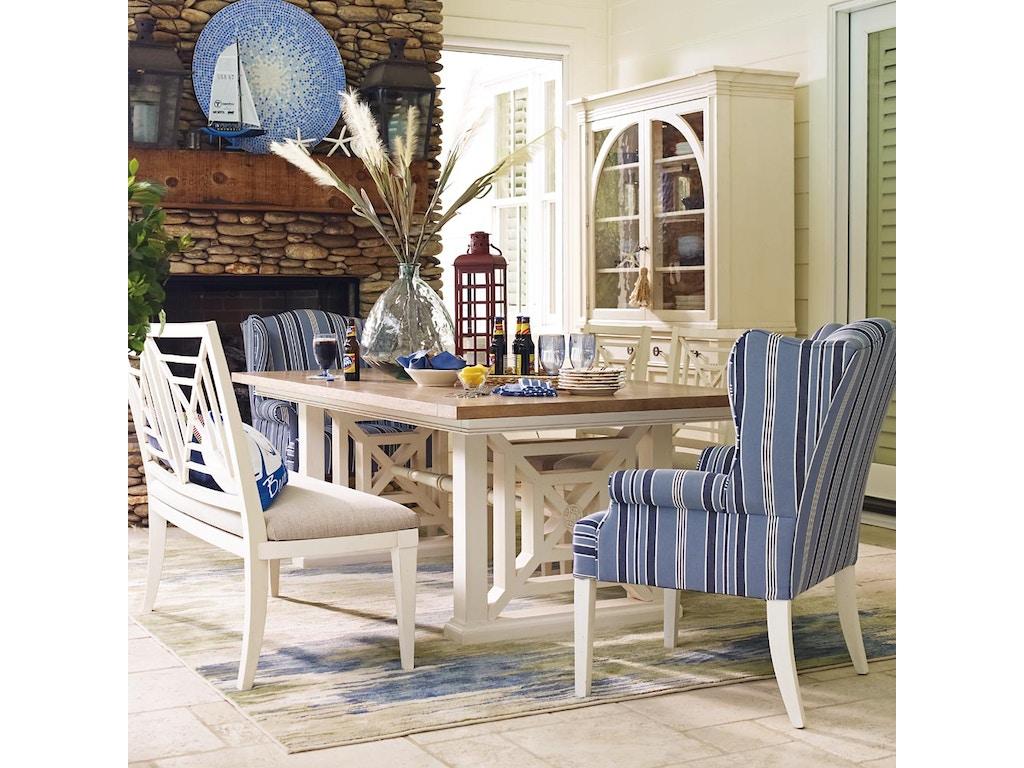 Bassett dining room hgtv home furniture collection 4570 for Home decor jacksonville fl