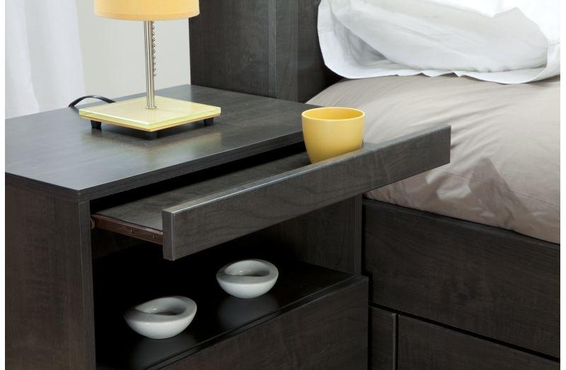 Defehr Furniture 1 Drawer Nightstand 534 231