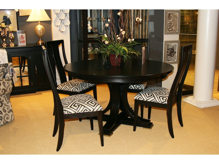 Amish Oak And Cherry Dining Room Table Chairs Edinburgh Set