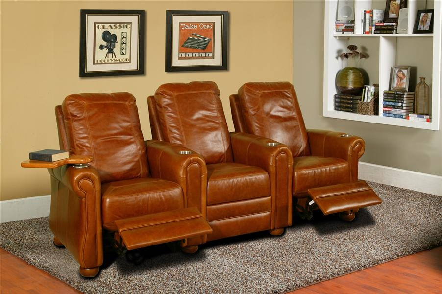 Leather And More Living Room Omnia Leather Home Theater Virginia | Hickory  Furniture Mart | Hickory, NC