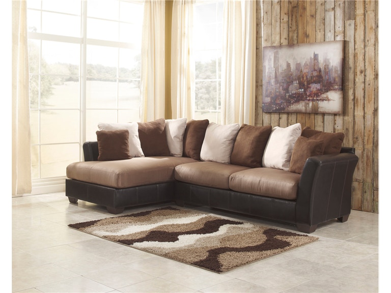 Signature Design By Ashley Chaise Sofa Sectional 14201sect