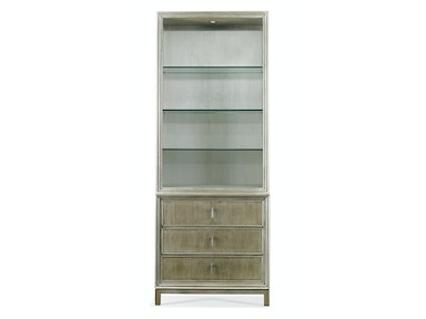 Hickory White Carl 3 Piece Bookcase G70894