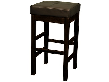 New Pacific Direct Valencia Brown Counter Stool 480706