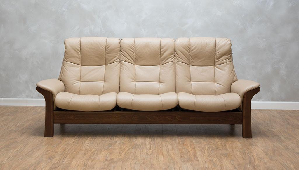 Stressless By Ekornes Buckingham Highback Sofa 532115