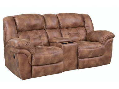 Westport  Padre Reclining Console Loveseat 503637