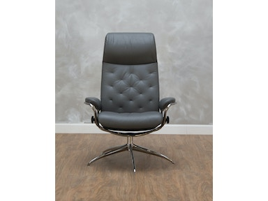 Stressless by Ekornes Metro High Back Office Chair 537682
