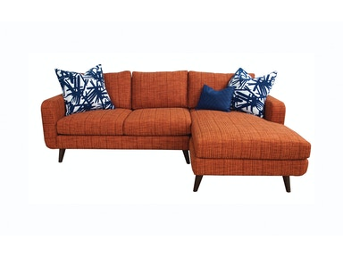 Jonathan Louis International Leo 2 Piece Sectional G67659