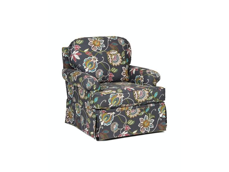 MY Chair Nora Swivel Glider 542479 - MY Chair Living Room Nora Swivel Glider 542479 - Kittle's